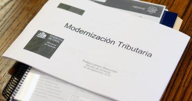 modernización tributaria