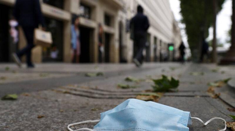 Diputados Berger y Rathgeb ingresan proyecto que sanciona arrojar elementos de protección personal en sitios públicos durante la pandemia