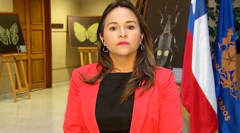 Comisión de Etica sancionó a diputada Joanna Pérez por participar en matinal de TV en horario de sesiones