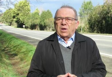 Berger demandó celeridad en estudios que permitirán mejorar camino entre Valdivia y Paillaco